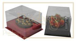 Cx P/ 1 ovo de Colher - 100 a 150 grs - Cartonagem