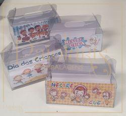 Maleta Personalizada - Kit Mestre Cuca - Dia das Crianças