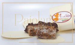 P/ bem casado ou pão de mel - Mod. 08 - 6,0 x 5,0 x 6,5 - BRANCA