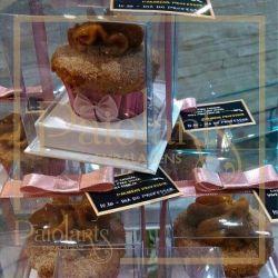 P/ 1 cupcake   - Cartonagem (c/ 8,0 cm de altura)